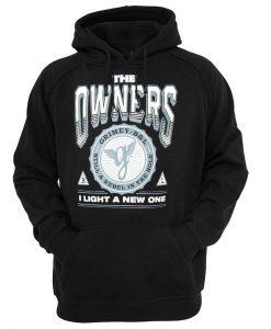 the owners hoodie