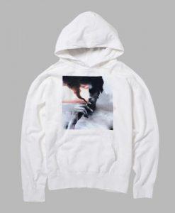 the smoking hoodie