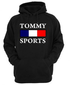 tommy sports HOODIE