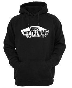 vans off the wall hoodie
