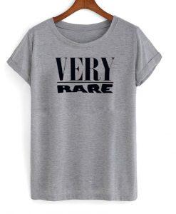 very rare tshirt