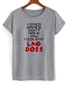 vidio game tshirt