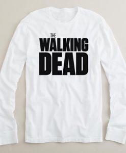 walking dead long sleeve