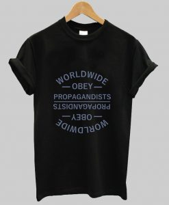worldwide T shirt