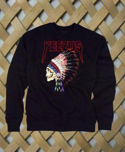 Yeezus1 sweatshirt