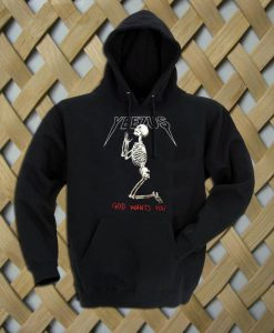 Yeezus3 of hoodie