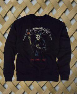 Yeezus4 sweatshirt