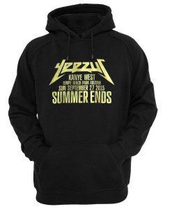yeezus summer ends hoodie
