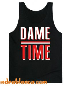Dame Time Tank Top (KM)