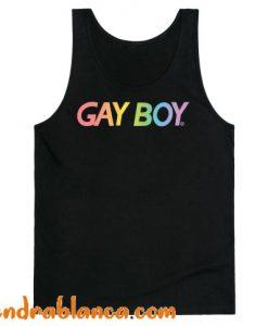 GayBoy Gameboy Parody Tanktop (KM)