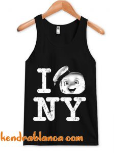 I Love This Town Tank Top (KM)