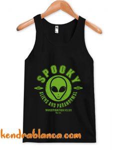Spooky Club Tank Top (KM)