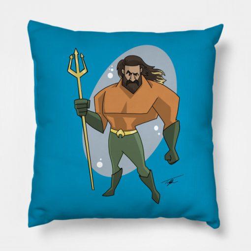 Aquaman Pillow KM