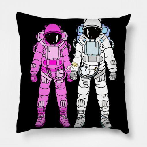 Astronauts in Love Pillow KM