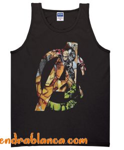 Avengers Cartoon Tanktop (KM)