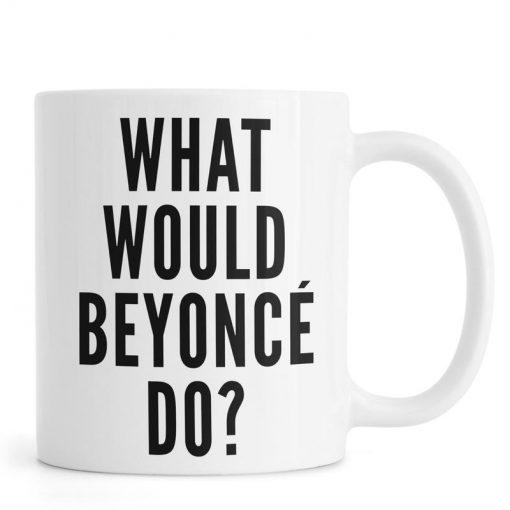Beyonce Mug KM