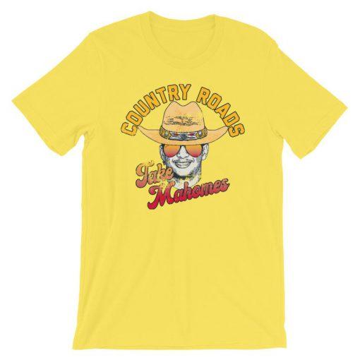 Country Roads Take Mahomes T Shirt (KM)