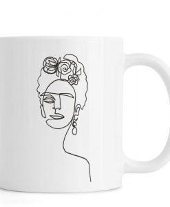 Frida Kahlo Mug KM