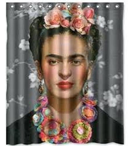 Frida- Kahlo Showercurtain KM