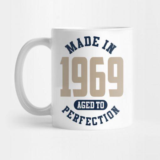 Made in 1969 Mug KM