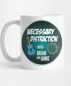 Necessary Distraction Mug KM