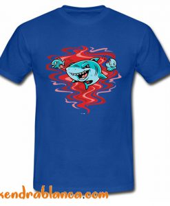 Shark Week T Shirt (KM)