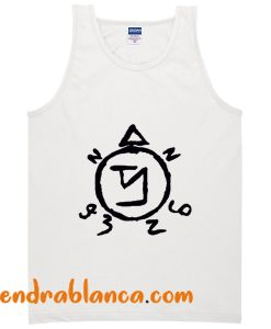 Supernatural Logos Adult Tank top (KM)