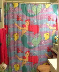 The Little Mermaid Shower Curtain KM