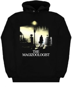 The magizoologist Hoodie (KM)