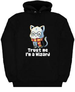 Trust me I'm a wizard Hoodie (KM)