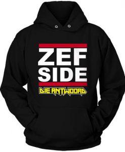 ZEF SIDE Hoodie KM