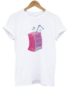 100% Boy Tears T Shirt KM