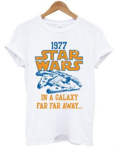 1977 Star Wars T-Shirt KM