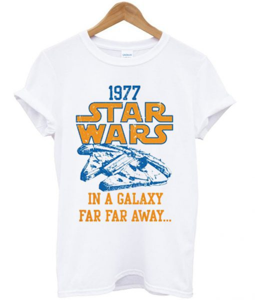 1977 Star Wars T-Shirt KM