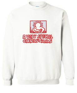 A Very Special Christmas Sweatshirt (KM)