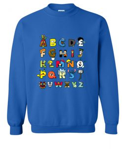 ABC Nerd Sweatshirt (KM)