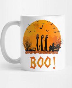 BOO! HALLOWEEN GIFTS Mug KM