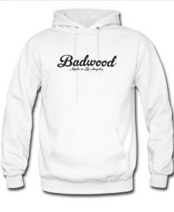 Badwood made in los angeles Hoodie KM