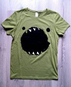 Face Dog T Shirt KM