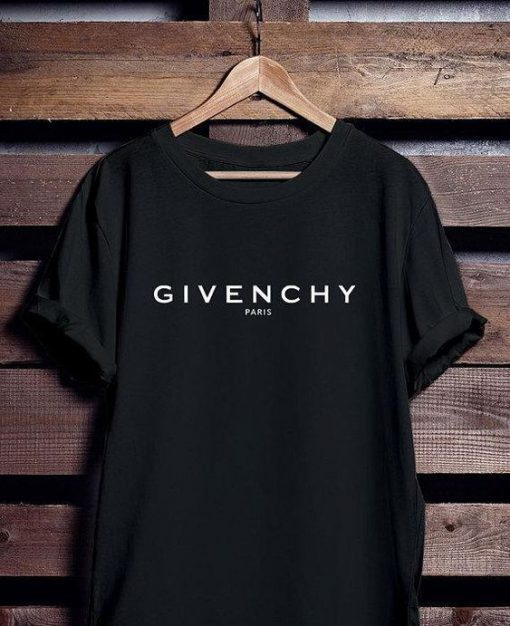 GIVENCHY Paris T Shirt KM