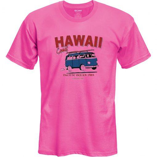 Hawaii Coast Pacific Ocean 1983 T Shirt KM