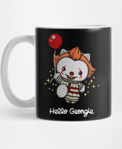 Hello Halloween Costume Cat IT Kitten Mug KM