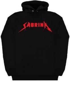 Sabrina Rocks Hoodie KM
