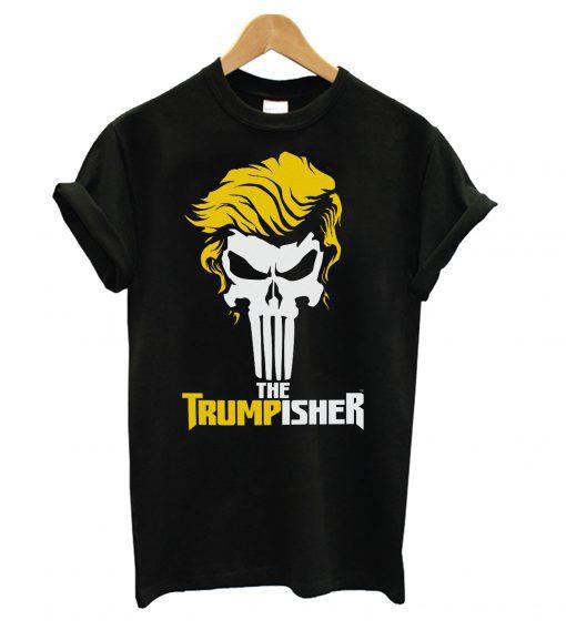 The Trumpisher T Shirt KM