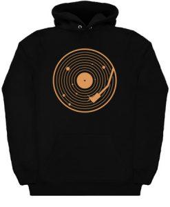 The Vinyl System Hoodie KM
