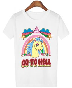Unicron Go To The Hell T Shirt KM