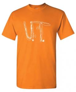 University of Tennessee T-Shirt KM