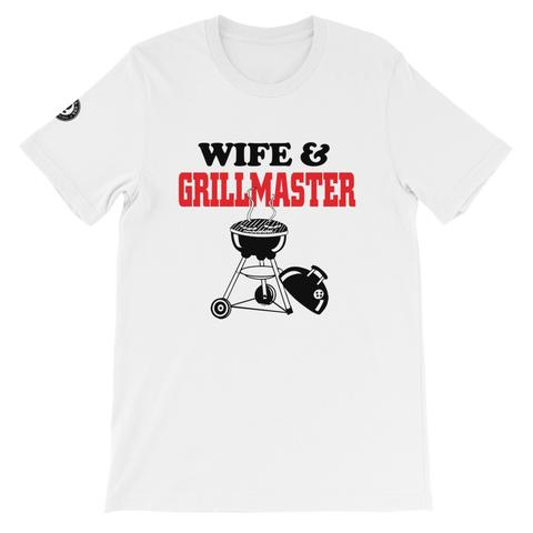 Wife Grill Master Short-Sleeve T Shirt KM