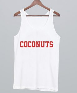 Coconuts Tank Top KM