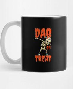Dabbing Skeleton Mug KM